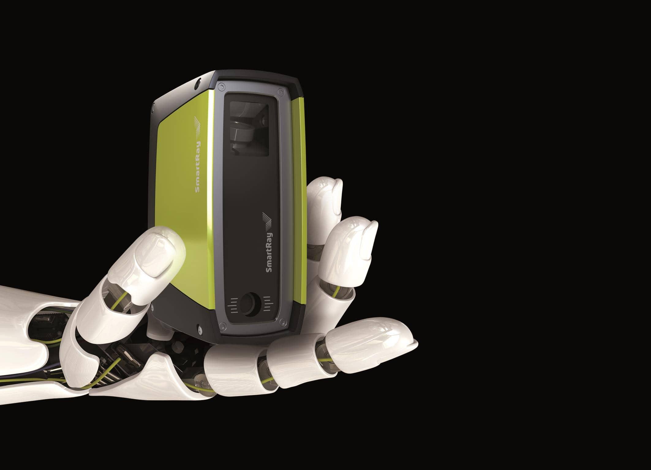 SmartRay 3D-Lasersensoren
