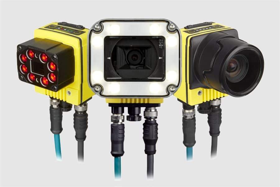 Cognex In-Sight Bildverarbeitungssysteme