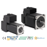 Tolomatic ACSI Integrierter EtherNet/IP Servomotor/-Antrieb/-Regler